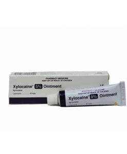 Xylocaine 5% 15g Ointment
