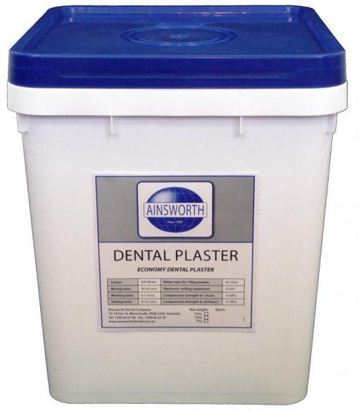 Ainsworth Dental Plaster