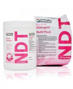 Everyday Essentials Neutral Detergent Wipes