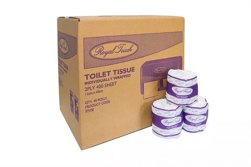 Royal Touch Individually Wrapped 2ply