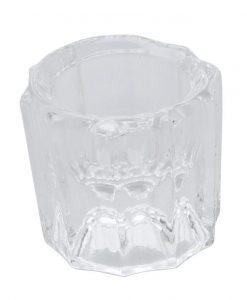 Integra Miltex Glass Dappen Dish Clear