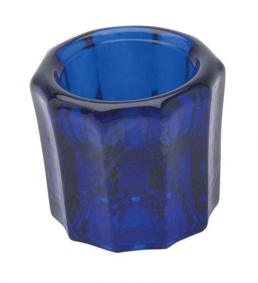 Integra Miltex Glass Dappen Dish Blue