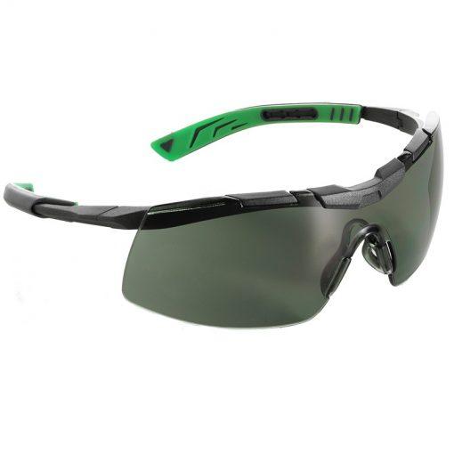 Ongard ICU Protect Eyewear Sports Wrap Smoked 516-2