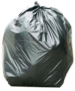 Heavy Duty Rubbish Bags 72L 250/Box