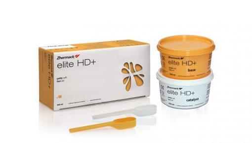 Zhermack Elite HD+ Putty Soft Fast-set