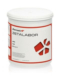Zhermack Zetalabor Lab Putty