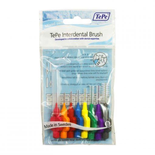 TePe Interdental brush 8/Pack