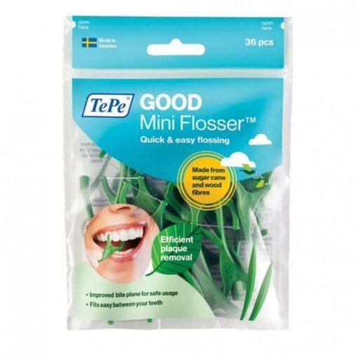 TePe Mini Flossers GOOD 36/Pack