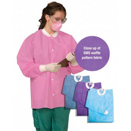 Defend Jacket 3 Layer Washable/Autoclavable 10/Bag