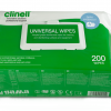 Clinell Universal Sanitising Wipes Flatpack 200 Pack
