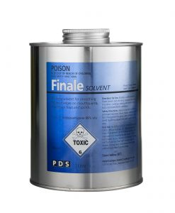 PDS Finale Solvent 1L Can