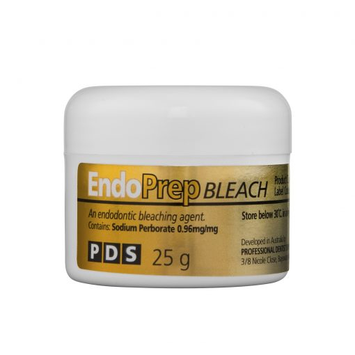 PDS Endoprep Bleach 25g Jar