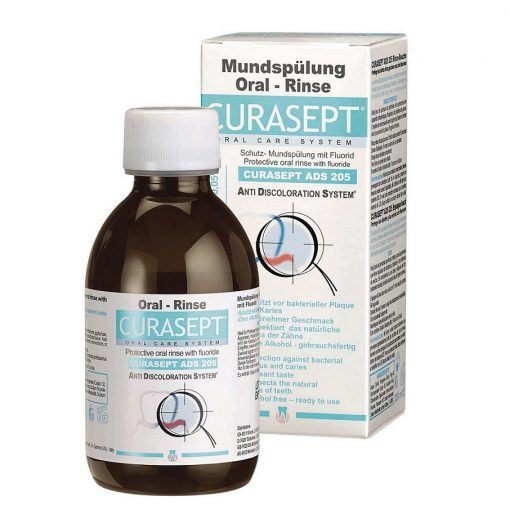 Curasept 0.05% Mouth Rinse 200ml