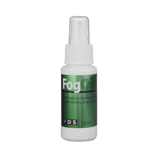 Fog Off Solution 50ml Spray Bottle