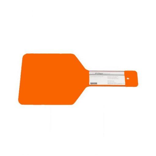 PDS Lite Filter Paddle Orange 25cm x 12.7cm