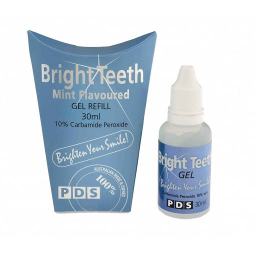 PDS Bright Teeth 10% Refill 30ml Bottle
