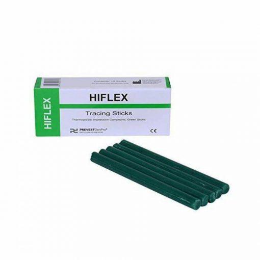 Hiflex Impression Compound Green Tracing Sticks 10/box