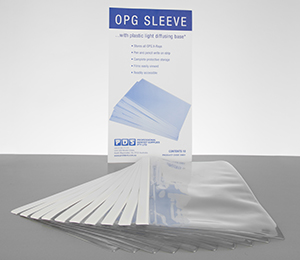 PDS OPG X-Ray Sleeves 10/Pack