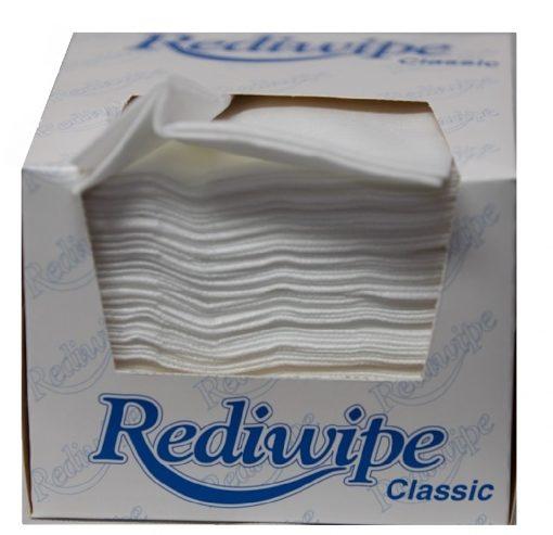 Rediwipe All Purpose Towels 32cm x 33cm white 100/Box