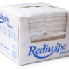Rediwipe All Purpose Towels 32cm x 33cm white 100/Box