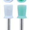DentaMedix Prophy Cups Latex Free Latch 4 webs 100/Box