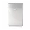 Royal Touch Compact Dispenser Pearlescent White