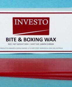Investo Bite & Boxing Wax 500g