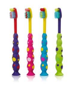 CareDent Octopus Kids Toothbrush Professional 48/Bag