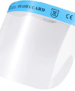 Face Shield Latex Free with Foam Cushion 10/Pack